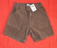 "NWT ""OLD NAVY"" Boys Brown(Velvet) Shorts sz 3T in Batavia, Illinois"
